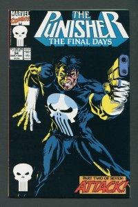 Punisher #54 / 6.5 FN+ November  1991