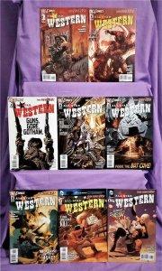 DC New 52 Jonah Hex ALL STAR WESTERN #1 - 8 Jimmy Palmiotti Moritat (DC, 2011)!