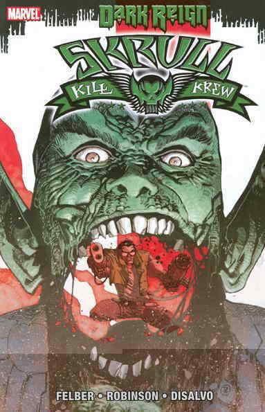 Skrull Kill Krew (2nd Series) TPB #1 VF/NM; Marvel | save on shipping - details