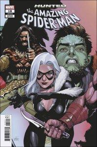 Marvel THE AMAZING SPIDER-MAN (2018 Series) #18b VG+