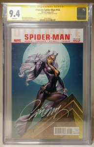 Ultimate Spider-Man #152 Signed by Scott Campbell