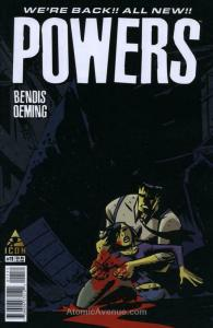 Powers (Vol. 3) #11 FN; Icon   save on shipping - details inside
