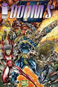 Doom's IV #1, NM (Stock photo)