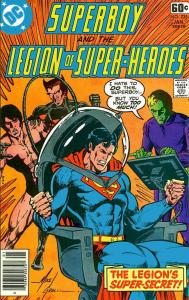 Superboy and the Legion of Super-Heroes #235 VF/NM; DC | save on shipping - deta