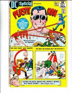 DC Special #15 (Dec-71) FN/VF Mid-High-Grade Plastic Man