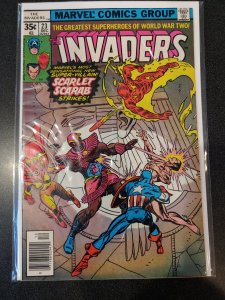 THE INVADERS #23 BRONZE AGE HIGH GRADE VF/NM