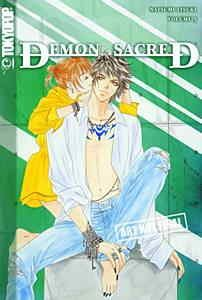 Demon Sacred #3 VF; Tokyopop | save on shipping - details inside