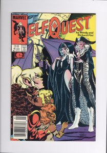 Elfquest # 18  NM-  (1987)  High Grade