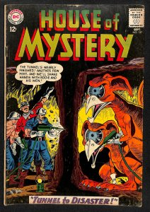 House of Mystery #137 (1963)