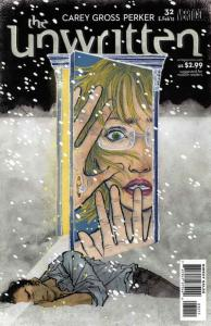 Unwritten, The #32 VF/NM; DC/Vertigo | save on shipping - details inside