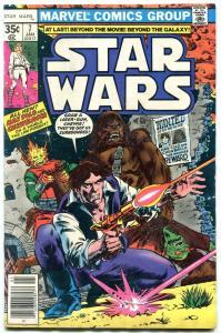 STAR WARS COMICS #7 1978- 1st Crimson Jack & Jolli- Marvel comics G