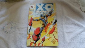1993 VALIANT COMICS X- 0 # 23
