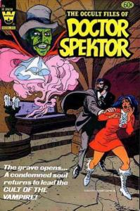Occult Files of Dr. Spektor, The #25 VG; Gold Key   low grade comic - save on sh