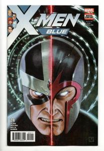 X-Men Blue #24 (Marvel, 2018) NM