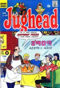 Jughead (Vol. 1) #167 VG; Archie | low grade comic - save on shipping - details