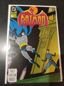 THE BATMAN ADVENTURES #2 SCARCE CATWOMAN HIGH GRADE