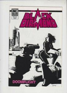 BLACK DIAMOND #2 1983 AMERICOMICS / UNREAD / NM