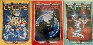 Cyclops set:#1-3 8.5 VF+ (1988)