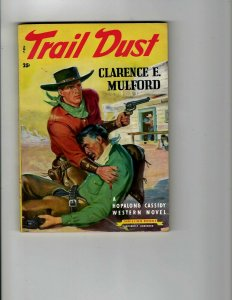 3 Books Trail Dust Angel Unaware The Golden Road Western Mystery JK12