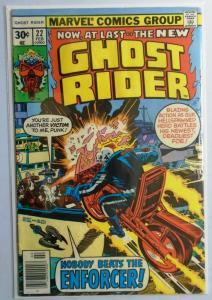 Ghost Rider (1st Series) #22, 4.0 (1977)