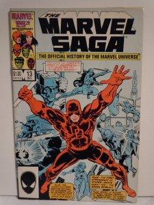 Marvel Saga #13