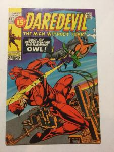 Daredevil 80 6.0 FN Fine Marvel Comics