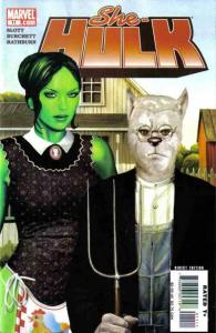 She-Hulk (2005 series) #11, NM (Stock photo)