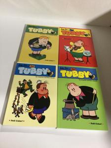Little Lulu's Pal Tubby Vol 1-4 TPB Lot Nm Near Mint Dark Horse sc