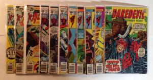Daredevil 66 GD 138 141 142 143 145 146 147 6.0 Or Better Marvel Adventures 4-6