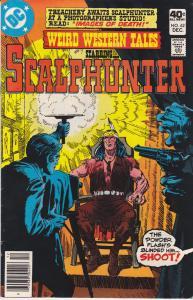 Weird Western Tales #62
