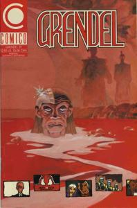 Grendel (2nd Series) #39 VF/NM; COMICO | save on shipping - details inside