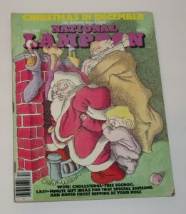National Lampoon Magazine Volume 1 No 93 December 1977 FN