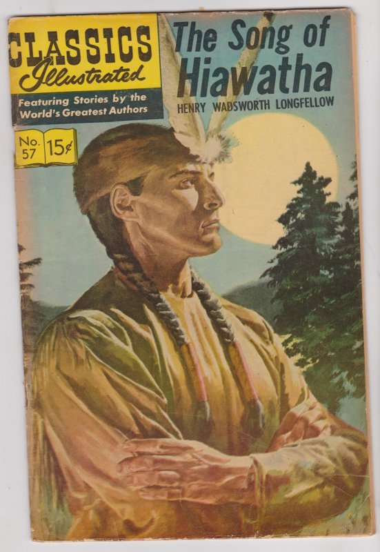 Classics Illustrated #57