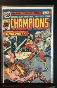 The Champions #5 (1976)