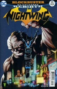 Nightwing (4th Series) #23 VF/NM; DC   save on shipping - details inside