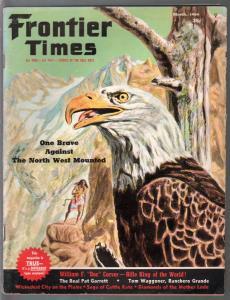 Frontier Times 3/1964-Western-Pat Garrett-Cattle Annie-VG