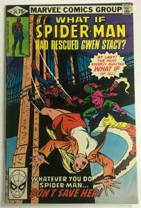 WHAT IF...#24 VG/FN 1980 SPIDER-MAN MARVEL BRONZE AGE COMICS