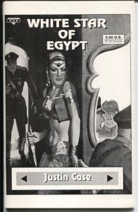White Star Of Egypt 1999-Reprints from Spicy Adventure pulps-Hugh B Cave-VF-