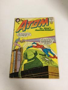 Atom 9 Vg Very Good 4.0 DC Comics Silver Age
