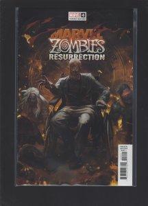 Marvel Zombies Resurrection #4 Variant