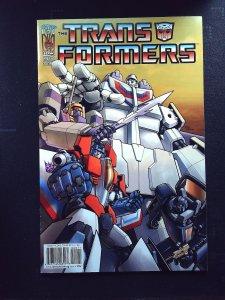 Transformers #0 Decepticon Variant Cover (2005)