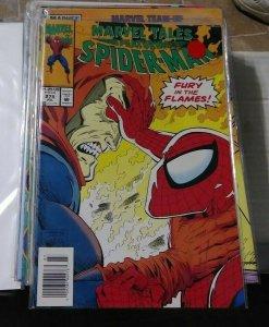 MARVEL TALES # 275 1993 MARVEL SPIDER-MAN VS HOBGOBLIN  ASM 261 VENOM