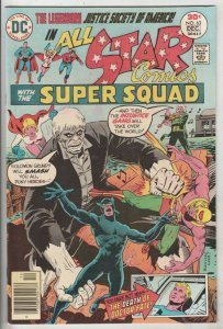All-Star Comics #63 (Dec-76) NM- High-Grade Justice Society of America (Power...