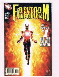 Firestorm # 14 NM DC Comic Books Nuclear Powered Hero Seen On The Flash T.V. SW4