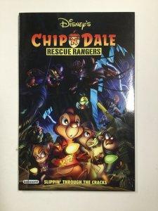 Chip 'N' Dale Rescue Rangers: Slippin' Through The Cracks Tpb Sc Nm Kaboom