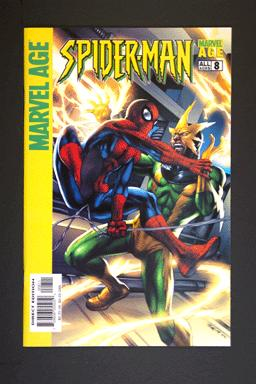 Spider-Man Marvel Age #8 September 2004