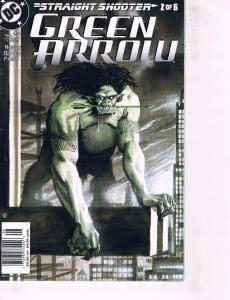 Lot Of 6 Green Arrow DC Comic Books # 27 28 29 32 34 35 Justice League Flash J91