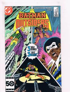 Batman And The Outsiders # 21 VF/NM DC Comic Book Metamorpho Justice League SW12