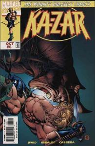 Marvel KA-ZAR (1997 Series) #6 VF