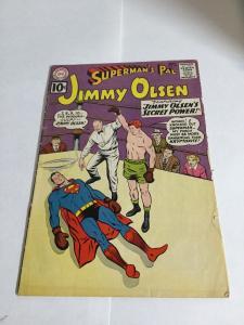 Superman's Pal Jimmy Olsen Gd/Vg Good/Very Good 4.0 Silver Age